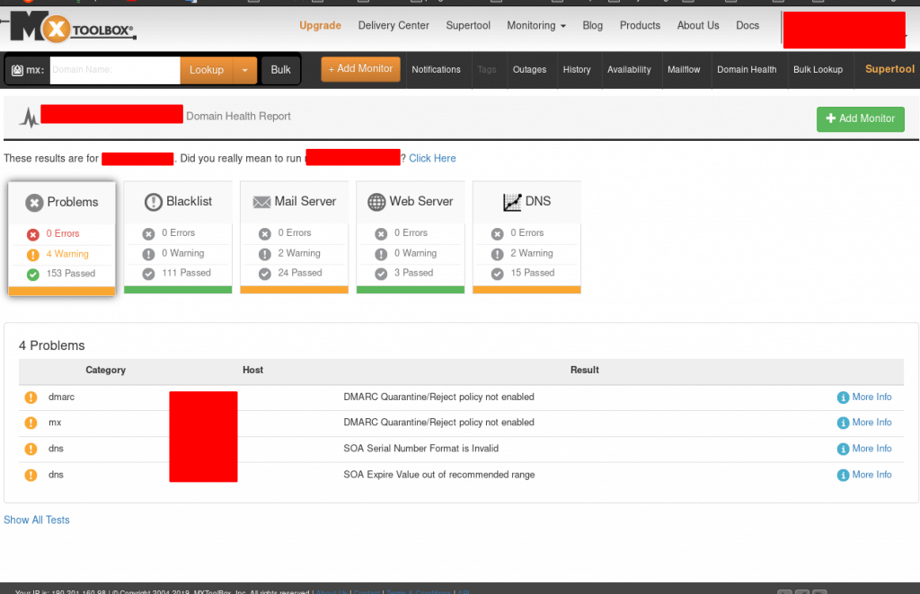 servidor de correos con docker