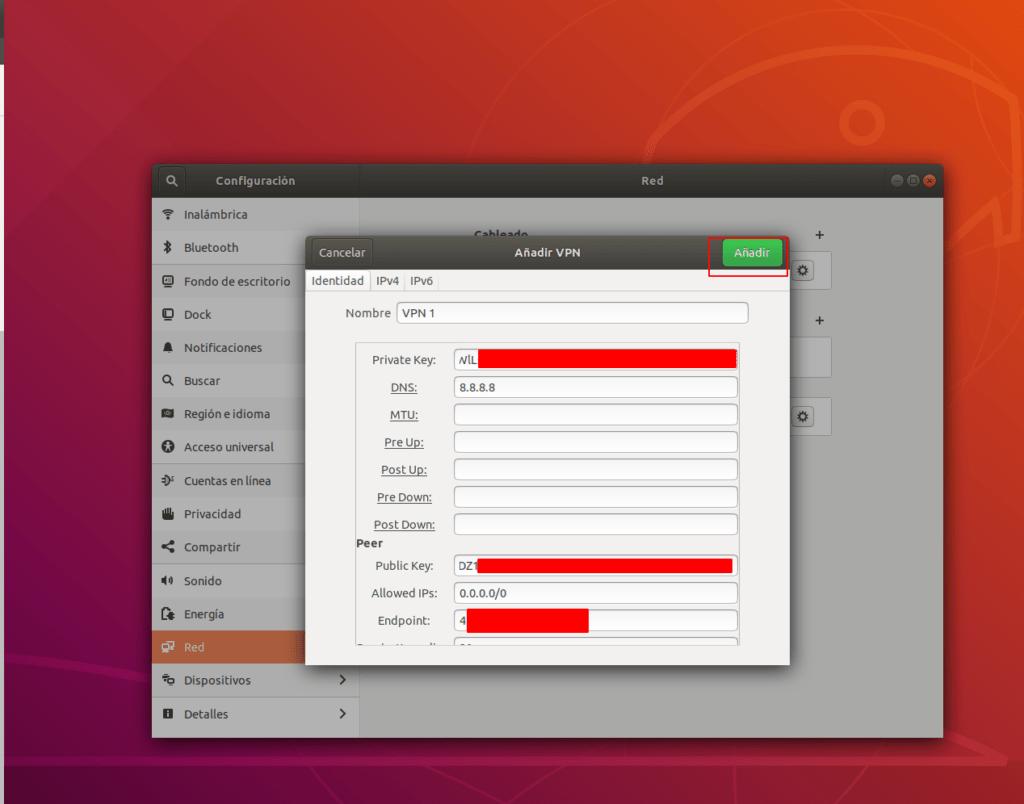 Testeado 100% con Gnome en ubuntu 18.04  LTS
